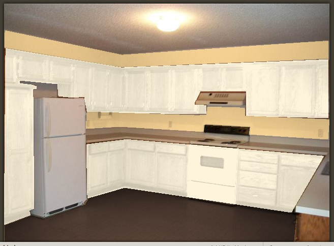 kitchen redo | my smaller home